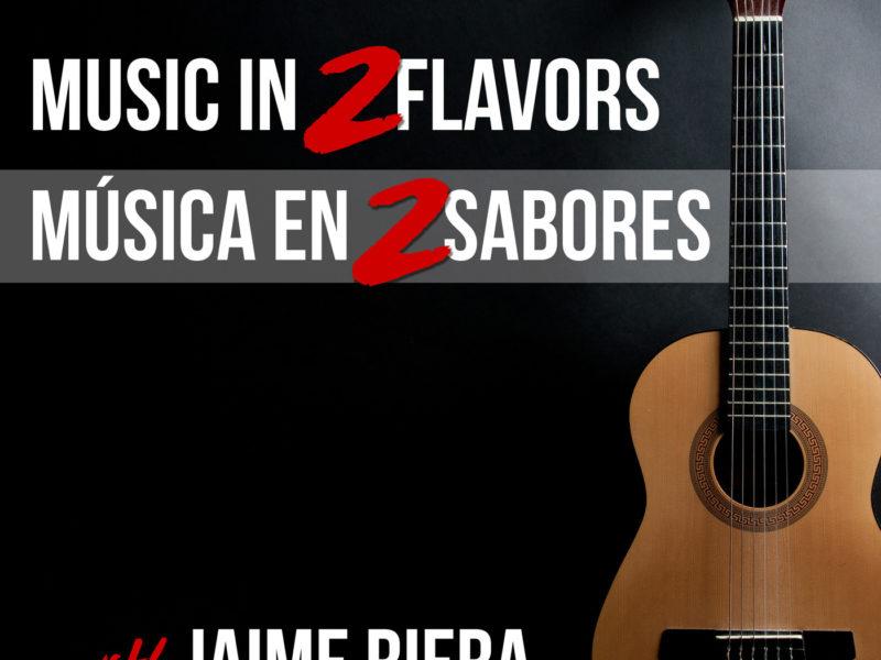 (Español) Entrevista en MUSIC IN 2FLAVORS